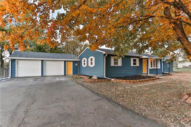 9706 E Miller Street, Selma, IN 47383 (MLS #21744689) :: The ORR Home Selling Team