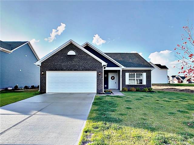 6927 W Rosewood Drive, Mccordsville, IN 46055 (MLS #21744696) :: Richwine Elite Group