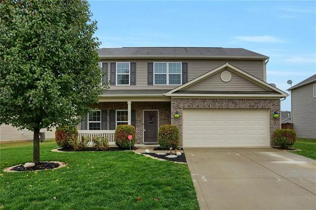 10504 Deercrest Lane, Indianapolis, IN 46239 (MLS #21744710) :: The ORR Home Selling Team