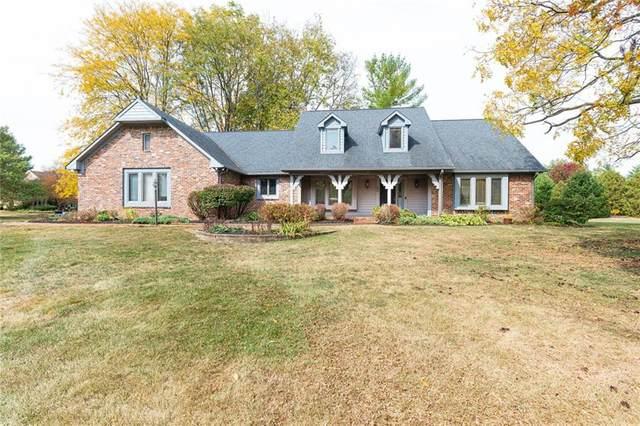 30 N Carnaby Drive, Brownsburg, IN 46112 (MLS #21744969) :: Heard Real Estate Team | eXp Realty, LLC