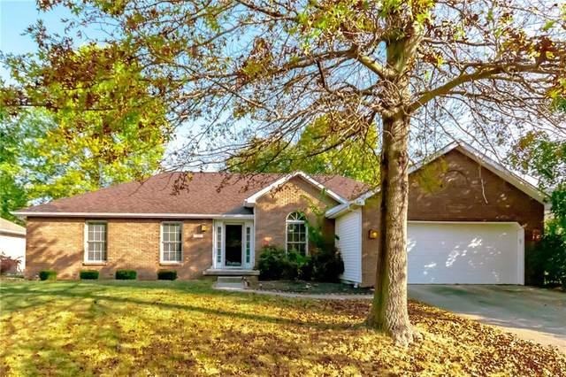 2064 Fairfax Drive, Columbus, IN 47203 (MLS #21745058) :: Heard Real Estate Team | eXp Realty, LLC