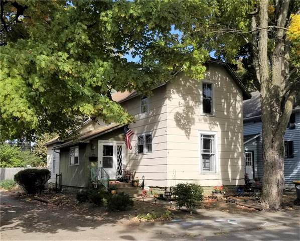 412 W 10th Street, Anderson, IN 46016 (MLS #21745091) :: Heard Real Estate Team | eXp Realty, LLC