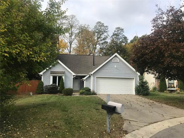 7835 Trotwood Circle, Indianapolis, IN 46256 (MLS #21745217) :: Mike Price Realty Team - RE/MAX Centerstone