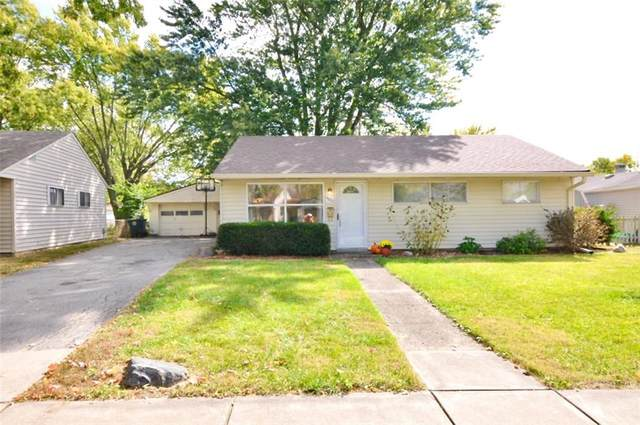 4805 Leone Drive, Indianapolis, IN 46226 (MLS #21745243) :: Ferris Property Group
