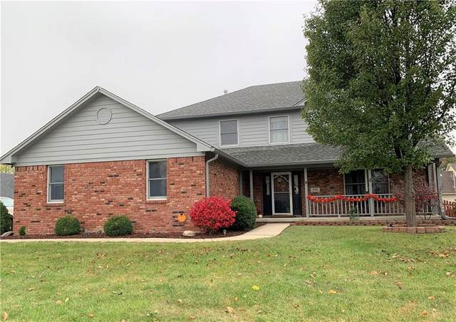 2114 Woodcock Drive, Avon, IN 46123 (MLS #21745251) :: The ORR Home Selling Team