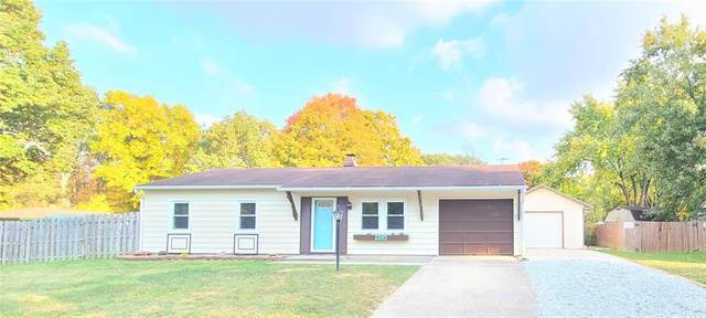 2203 Raintree Drive, Anderson, IN 46012 (MLS #21745304) :: Mike Price Realty Team - RE/MAX Centerstone