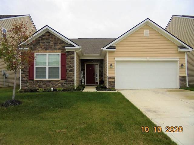 2417 Creekland Drive, Columbus, IN 47201 (MLS #21745448) :: Mike Price Realty Team - RE/MAX Centerstone