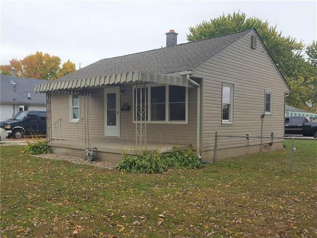 1102 Chester Street, Anderson, IN 46012 (MLS #21745568) :: Heard Real Estate Team | eXp Realty, LLC