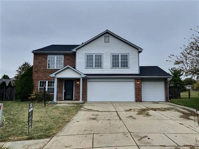 9738 Lucille Court, Fishers, IN 46038 (MLS #21745715) :: Realty ONE Group Dream