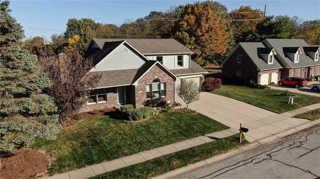 6327 Quail Ridge E, Plainfield, IN 46168 (MLS #21745954) :: Heard Real Estate Team | eXp Realty, LLC
