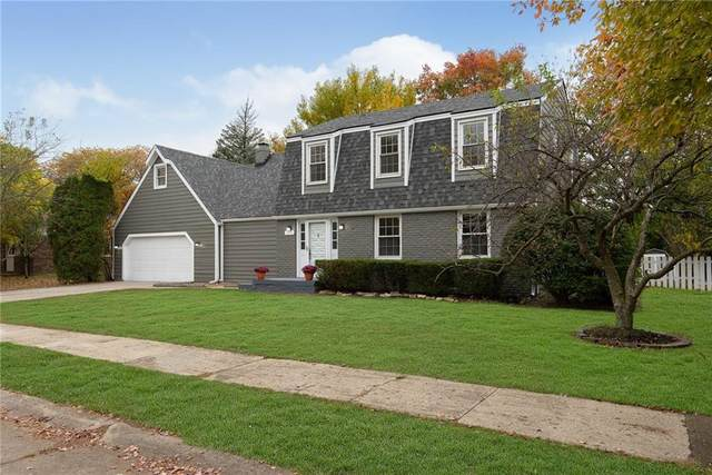 1218 Selkirk Lane, Indianapolis, IN 46260 (MLS #21746063) :: Mike Price Realty Team - RE/MAX Centerstone
