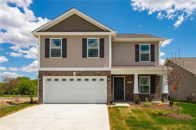 2839 Pointe Harbour Drive, Indianapolis, IN 46229 (MLS #21746086) :: RE/MAX Legacy