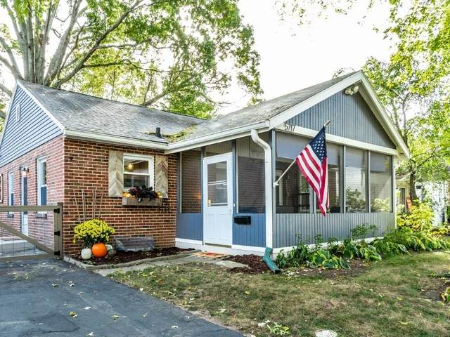 5717 Indianola Avenue, Indianapolis, IN 46220 (MLS #21746230) :: AR/haus Group Realty