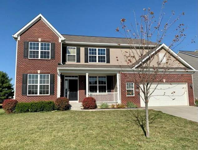 1264 Vista Way, Greenwood, IN 46143 (MLS #21746261) :: The ORR Home Selling Team