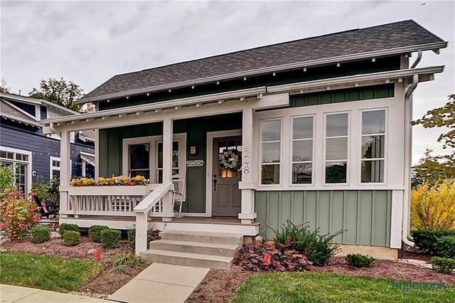 5708 Upper Garden Way, Zionsville, IN 46077 (MLS #21746285) :: Anthony Robinson & AMR Real Estate Group LLC