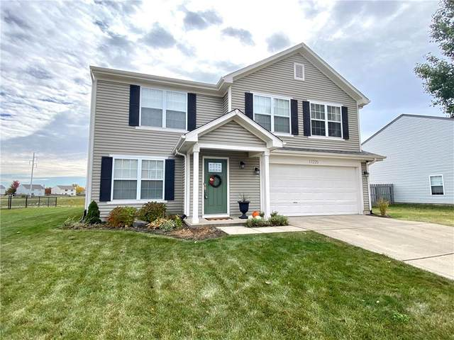 17225 Puntledge Drive, Westfield, IN 46062 (MLS #21746339) :: Mike Price Realty Team - RE/MAX Centerstone
