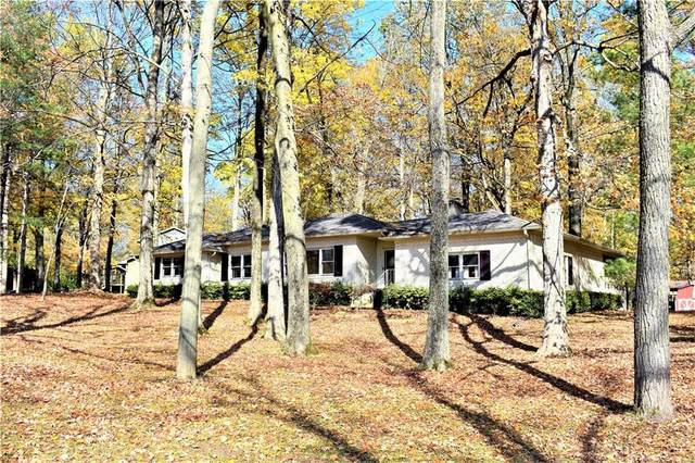 7556 E Spring Lake Road, Mooresville, IN 46158 (MLS #21746368) :: The Evelo Team
