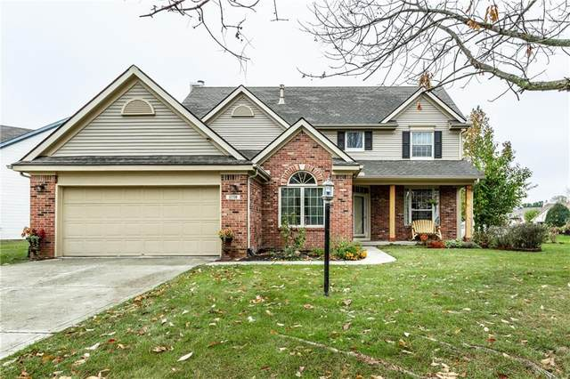 12738 Tealwood Drive, Indianapolis, IN 46236 (MLS #21746378) :: The ORR Home Selling Team