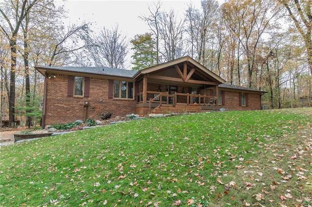 6591 Lake Forest Drive, Avon, IN 46123 (MLS #21746398) :: Mike Price Realty Team - RE/MAX Centerstone