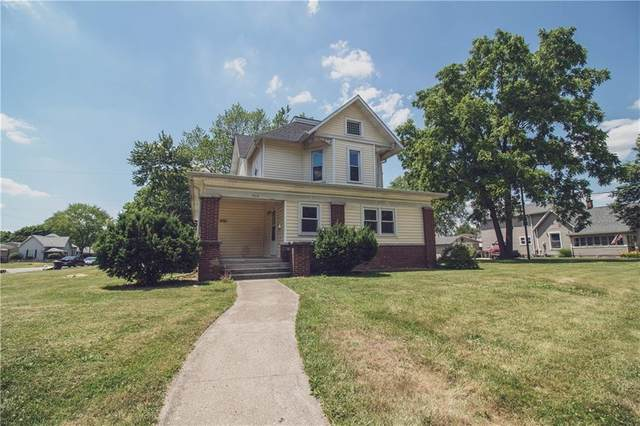 906 N West Street, Lebanon, IN 46052 (MLS #21746513) :: Anthony Robinson & AMR Real Estate Group LLC
