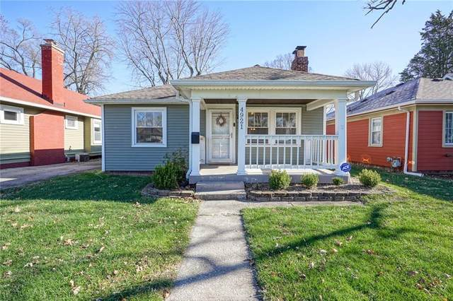 4921 Guilford Avenue, Indianapolis, IN 46205 (MLS #21746616) :: AR/haus Group Realty