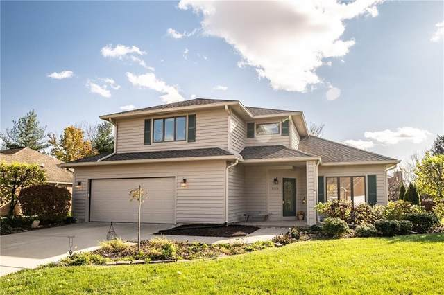 6023 Basswood Drive, Columbus, IN 47201 (MLS #21746645) :: The ORR Home Selling Team