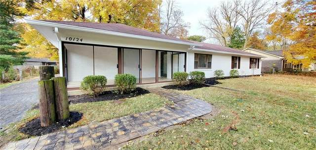 10124 Guilford Avenue, Indianapolis, IN 46280 (MLS #21746672) :: Richwine Elite Group