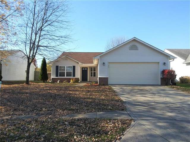 8066 Sunset Court, Columbus, IN 47201 (MLS #21746676) :: The ORR Home Selling Team