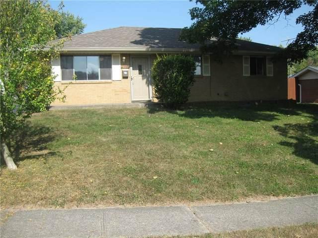 403 Cherry Street, Beech Grove, IN 46107 (MLS #21746699) :: Corbett & Company