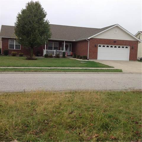 1615 N Oakmont Avenue, Greensburg, IN 47240 (MLS #21746704) :: Richwine Elite Group