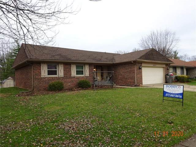 5607 Riva Ridge Drive, Indianapolis, IN 46237 (MLS #21746786) :: The ORR Home Selling Team