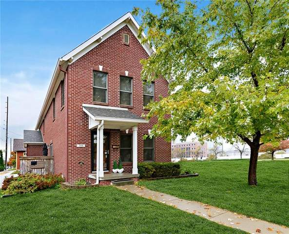 308 S College Avenue, Indianapolis, IN 46202 (MLS #21746886) :: The Indy Property Source