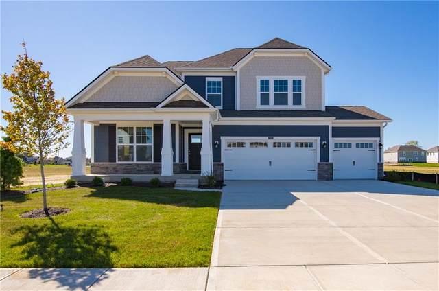 15164 Brownspring Drive, Westfield, IN 46074 (MLS #21747065) :: Richwine Elite Group