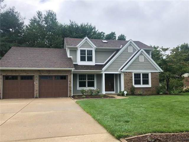 29 Callery Pear Drive, Batesville, IN 47006 (MLS #21747075) :: The ORR Home Selling Team