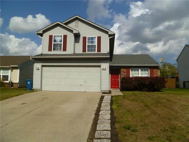 5224 Hidden Ridge Court, Indianapolis, IN 46221 (MLS #21747095) :: The ORR Home Selling Team