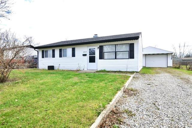 4313 Terrace Avenue, Indianapolis, IN 46203 (MLS #21747108) :: Ferris Property Group