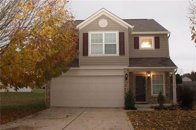 3843 Planewood Drive, Indianapolis, IN 46235 (MLS #21747110) :: AR/haus Group Realty