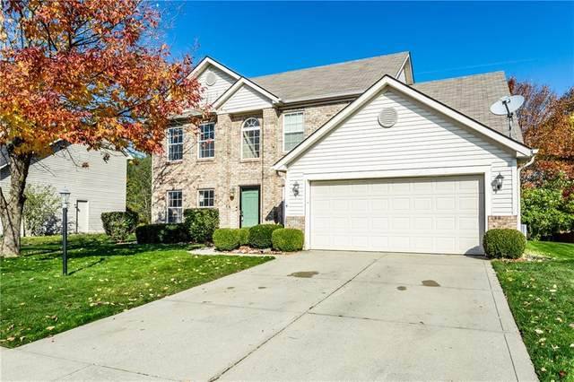 12440 Geist Cove Drive, Indianapolis, IN 46236 (MLS #21747158) :: The ORR Home Selling Team