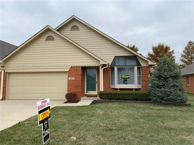 2959 Colony Lake East Drive, Plainfield, IN 46168 (MLS #21747186) :: Your Journey Team