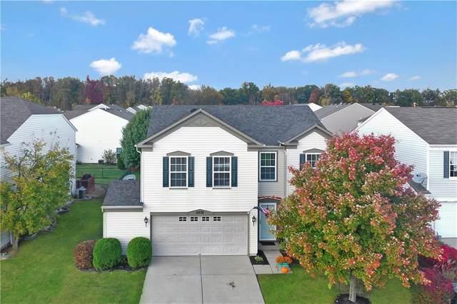 2878 Sentiment Lane, Greenwood, IN 46143 (MLS #21748320) :: The ORR Home Selling Team