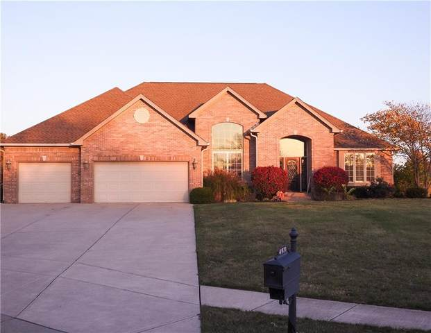 4971 Benthaven Court, Bargersville, IN 46106 (MLS #21748327) :: Ferris Property Group