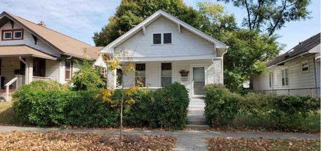 319 N Bosart Avenue, Indianapolis, IN 46201 (MLS #21748341) :: Heard Real Estate Team | eXp Realty, LLC