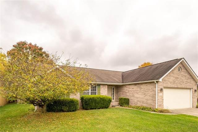 2233 Sumpter Trail, Columbus, IN 47203 (MLS #21748343) :: Ferris Property Group