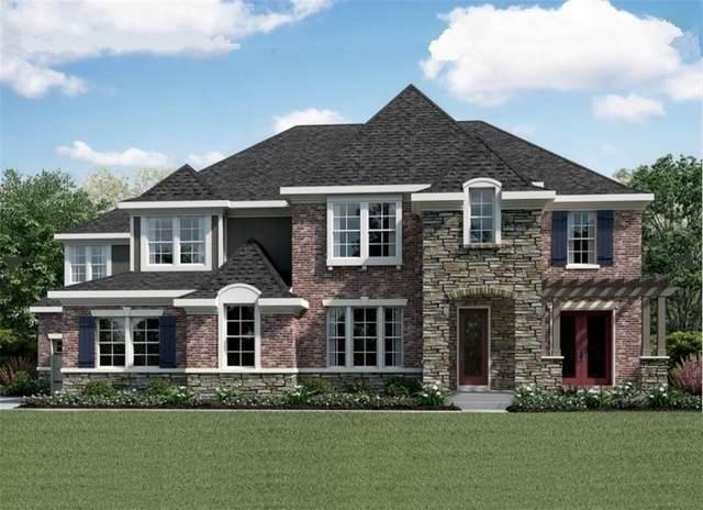 14819 Harvest Glen Boulevard S, Fishers, IN 46037 (MLS #21748410) :: The ORR Home Selling Team