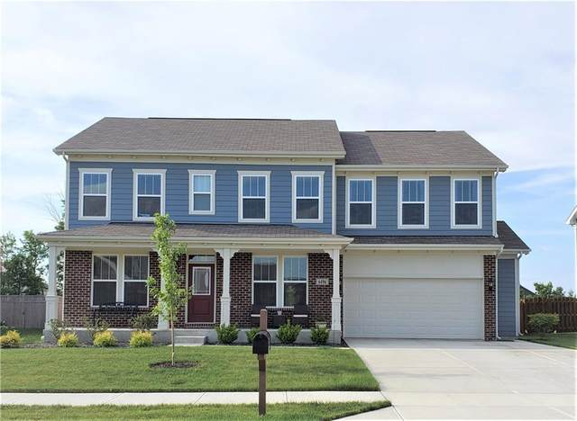 6496 W Treeline Lane, Mccordsville, IN 46055 (MLS #21748540) :: Your Journey Team