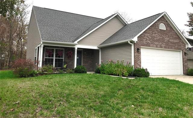 7923 Sergi Canyon Court, Indianapolis, IN 46217 (MLS #21748578) :: The ORR Home Selling Team