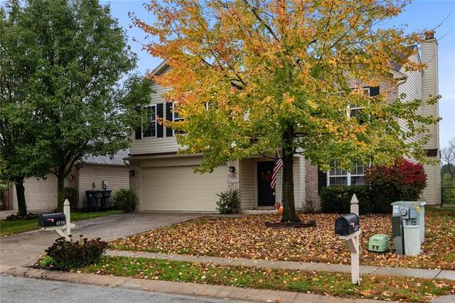 6714 E Southern Cross Drive, Indianapolis, IN 46237 (MLS #21748601) :: The ORR Home Selling Team