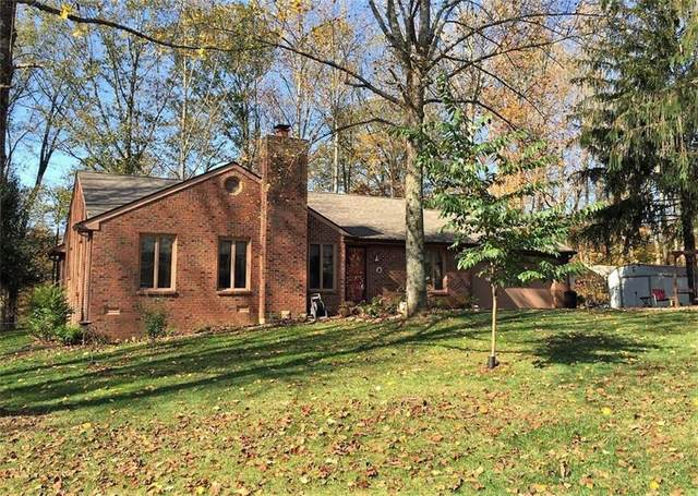 385 S County Road 150 W, North Vernon, IN 47265 (MLS #21748655) :: Ferris Property Group