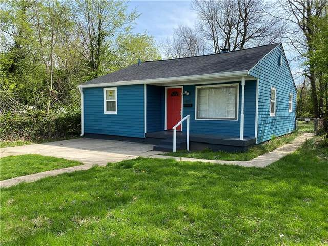 3233 Ralston Avenue, Indianapolis, IN 46218 (MLS #21748752) :: Anthony Robinson & AMR Real Estate Group LLC