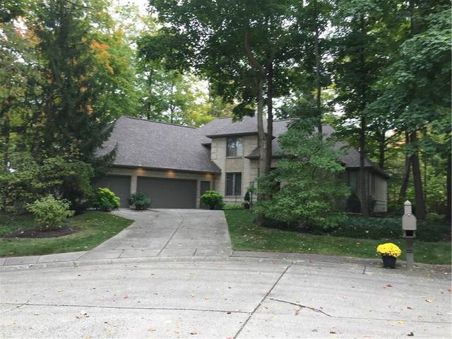 1013 Larkspur Circle, Carmel, IN 46033 (MLS #21748905) :: The ORR Home Selling Team